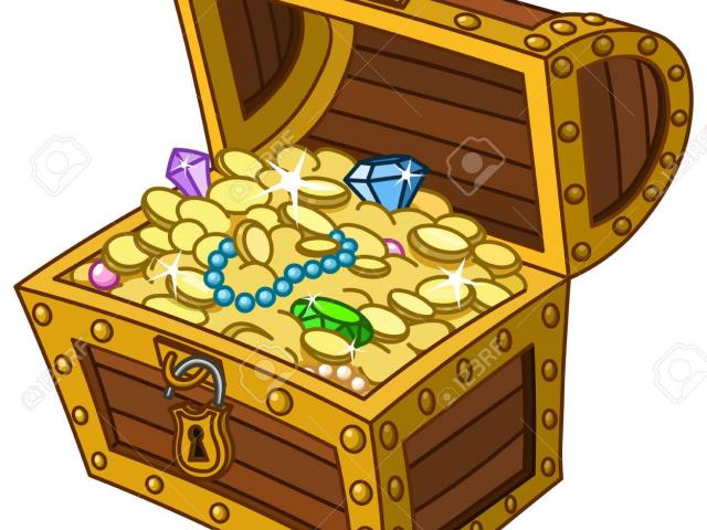 Treasure Chest Clipart Free Download Clip Art.