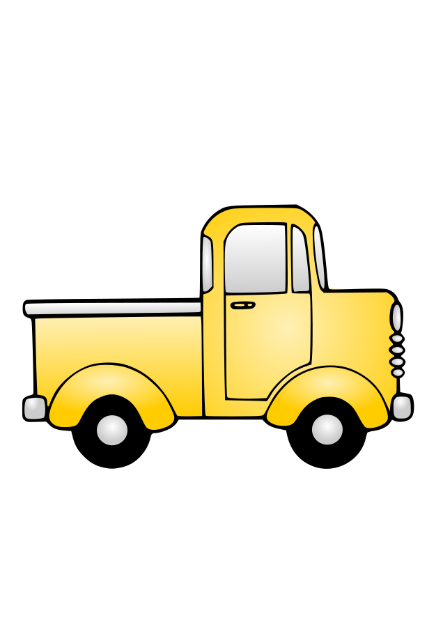 Clip Art Truck.