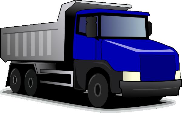 Clip Art Of Truck.