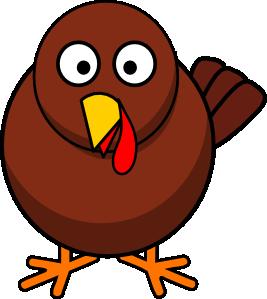 Turkey Round Cartoon Clip Art at Clker.com.