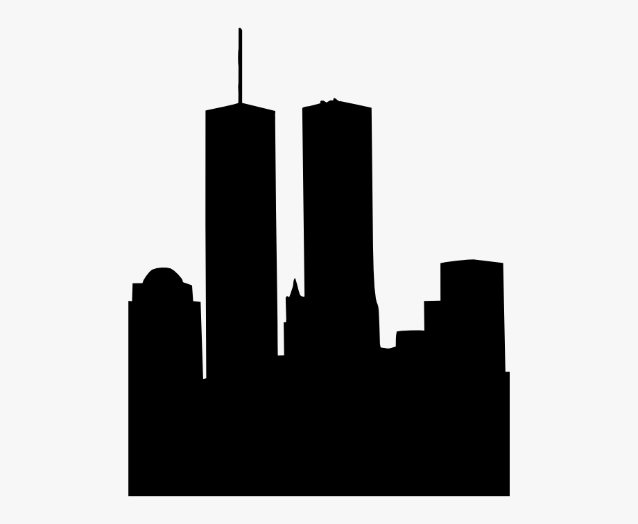 Twin Towers Png.