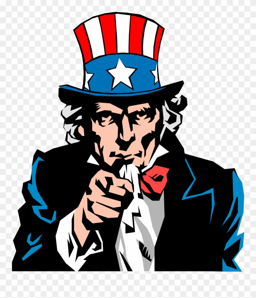Collection Of Uncle Sam Clipart Transparent High Quality.