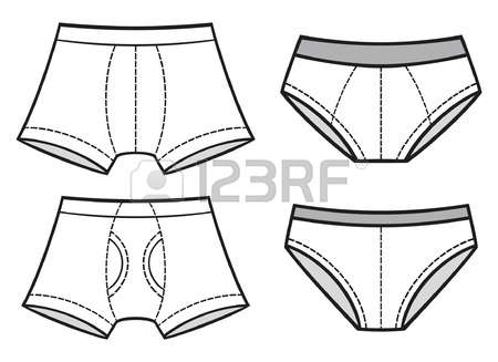 2,921 Underwear Man Stock Vector Illustration And Royalty Free.