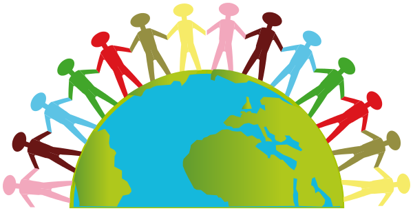 Clipart Of People United.