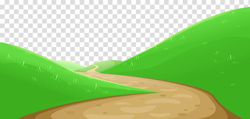 Pathway clipart green valley, Pathway green valley.