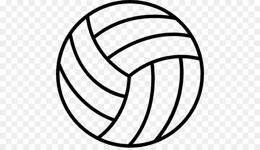 Volleyball Cartoon clipart.