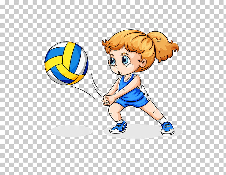 Volleyball Play Girl , Volleyball Players PNG clipart.