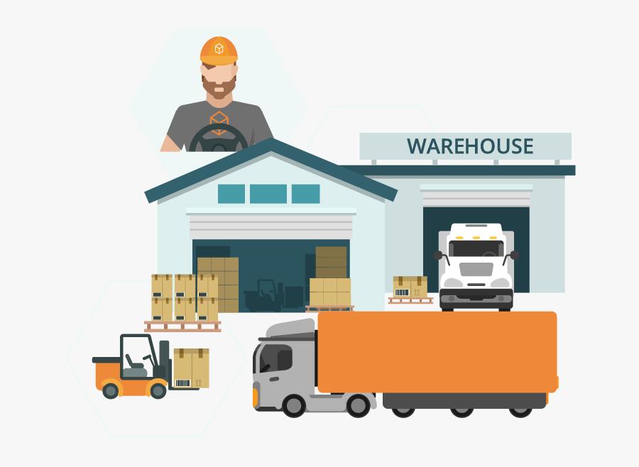 Warehouse Clipart Shipping Warehouse.