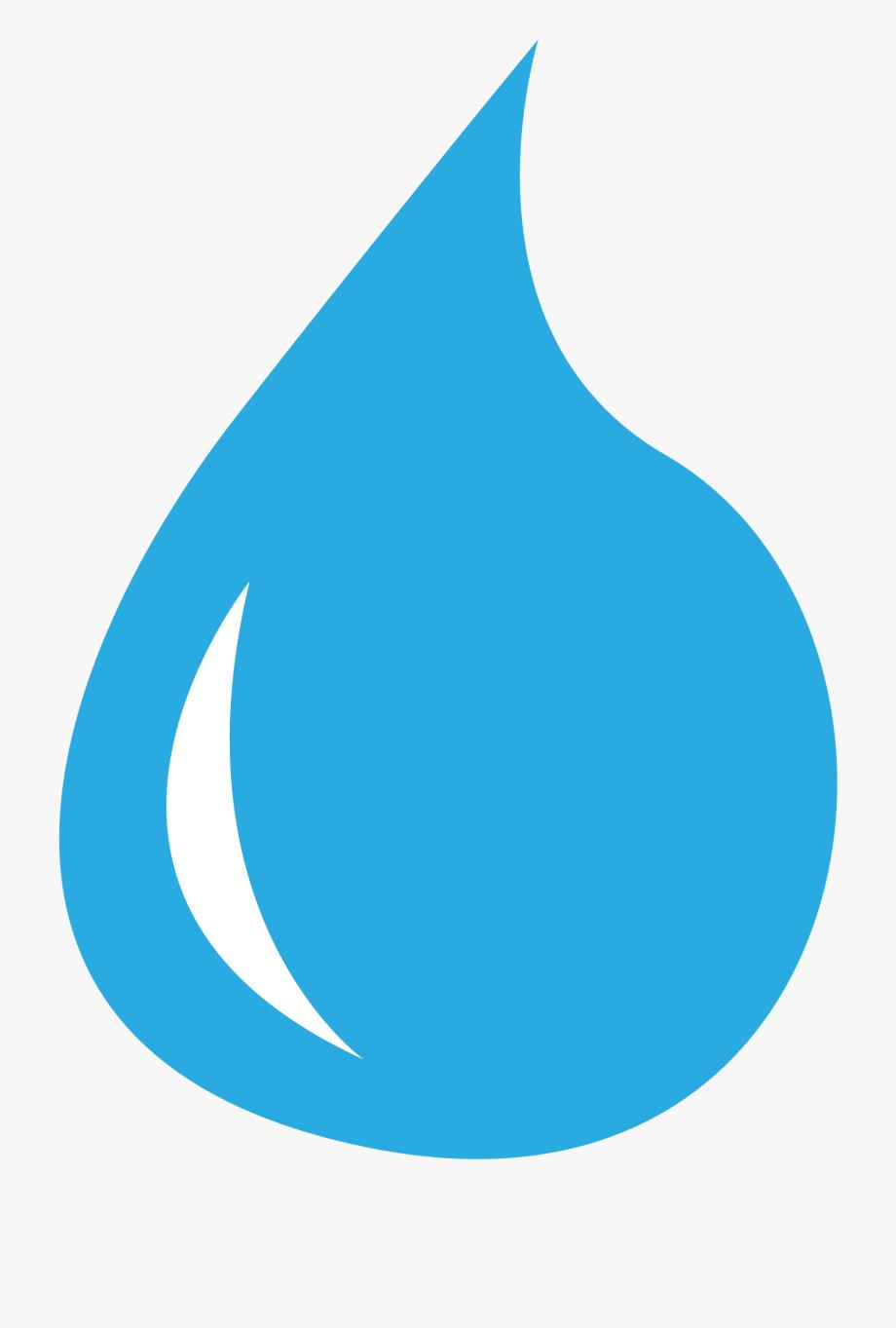 Water Drop Droplet Clipart Kid Transparent Png.