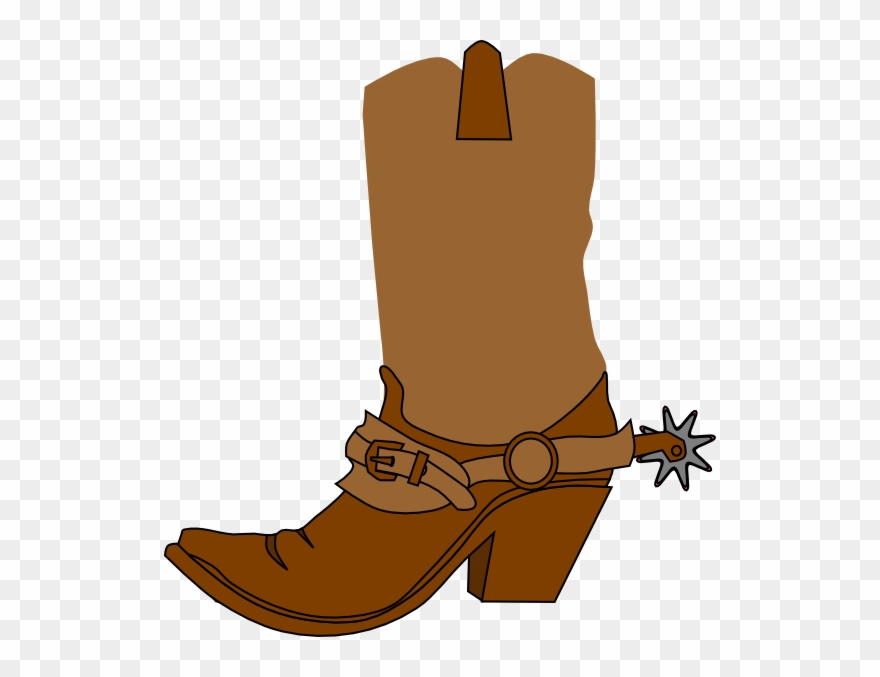 Clip Art Western Boots Clipart.