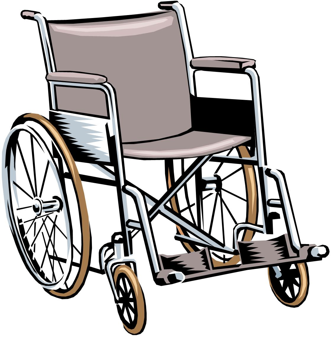Wheelchair Clipart Free.