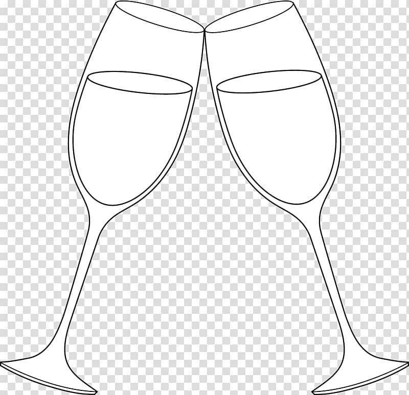 Wine glass Glasses White Champagne glass, Wedding Toasting.