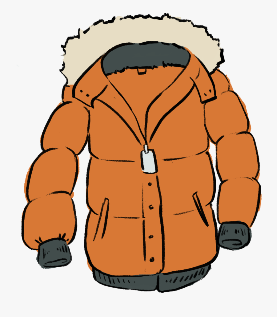Vector Freeuse Download Winter Coat At Getdrawings.