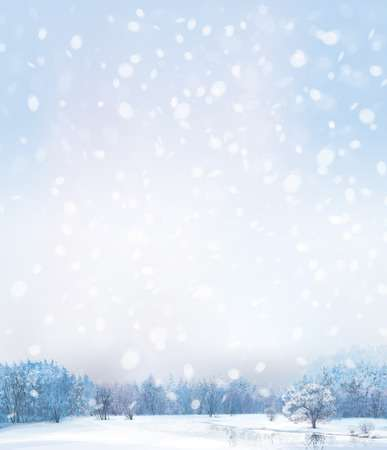 4,701 Winter Wonderland Background Cliparts, Stock Vector And.