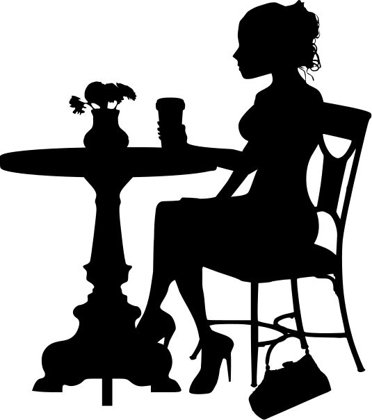 17 Best images about SILHOUETTES on Pinterest.