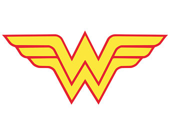 Wonder woman clipart.