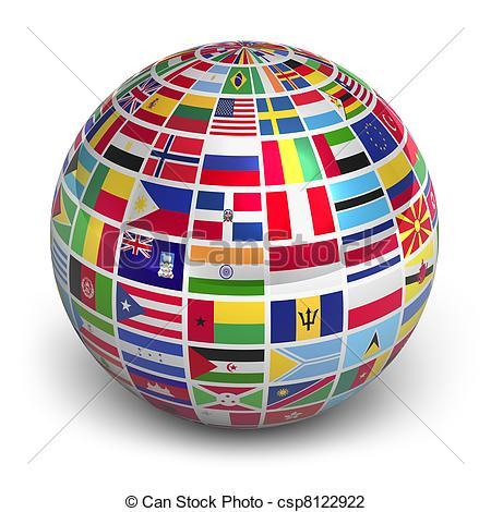World globe Clipart and Stock Illustrations. 129,739 World globe.