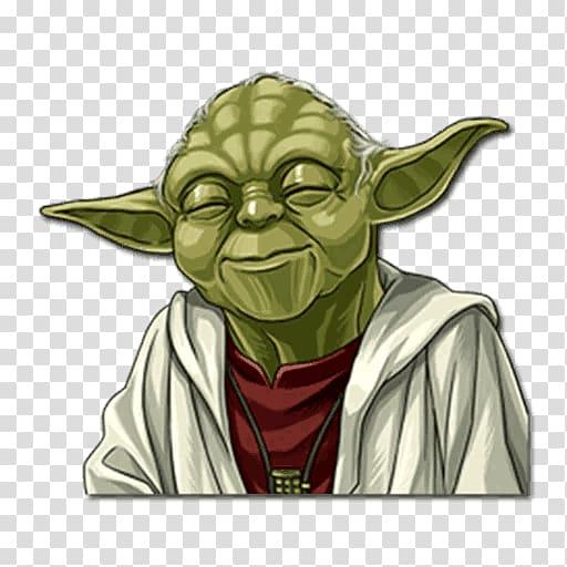 Yoda Chewbacca Darth Maul Film Star Wars, others transparent.