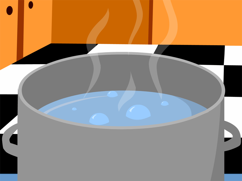 Water Evaporation Clipart.