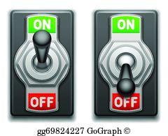 Off Switch Clip Art.