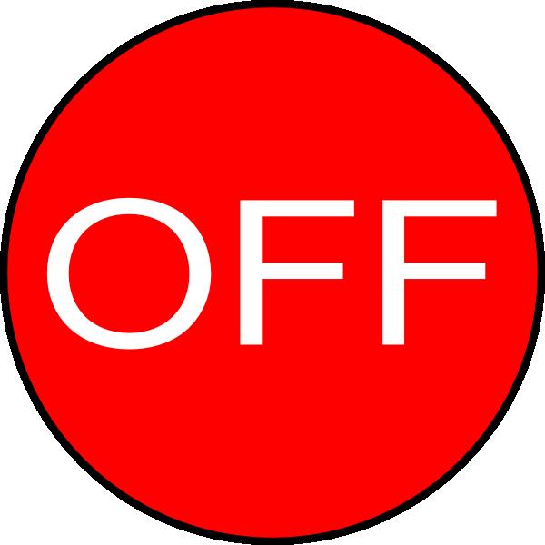 Off Button Clip Art at Clker.com.