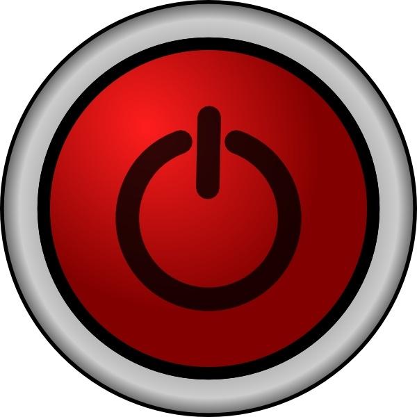 Tzeeniewheenie Power On Off Switch Red clip art Free vector in Open.