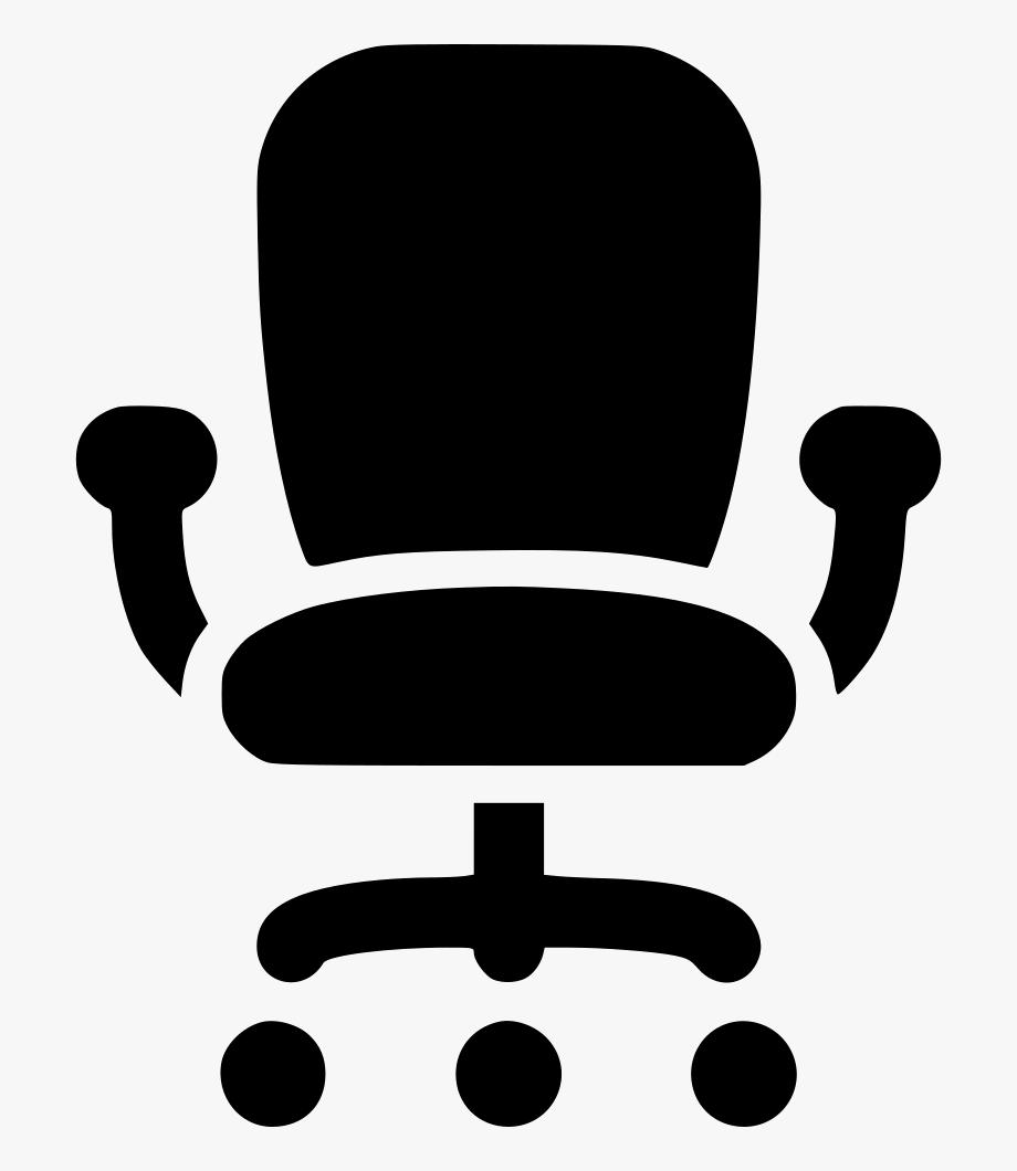 Clip Art Desk Chair.