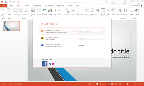 How to find images for Office documents now that Microsoft's.