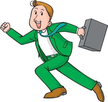 Office Man Vector 18 Clipart Picture Free Download.