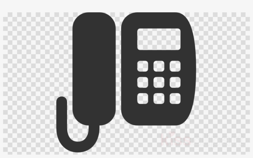 Pbx Phone Icon Clipart Ecu Chips Business Telephone.