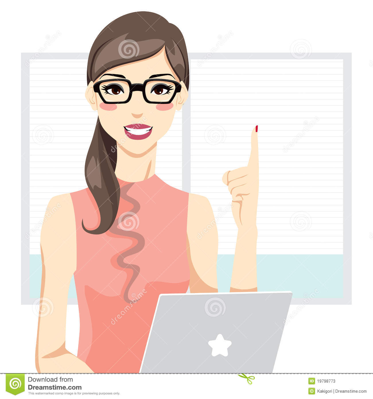 Clipart Office Woman Clipground