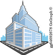 Office Building Clip Art.
