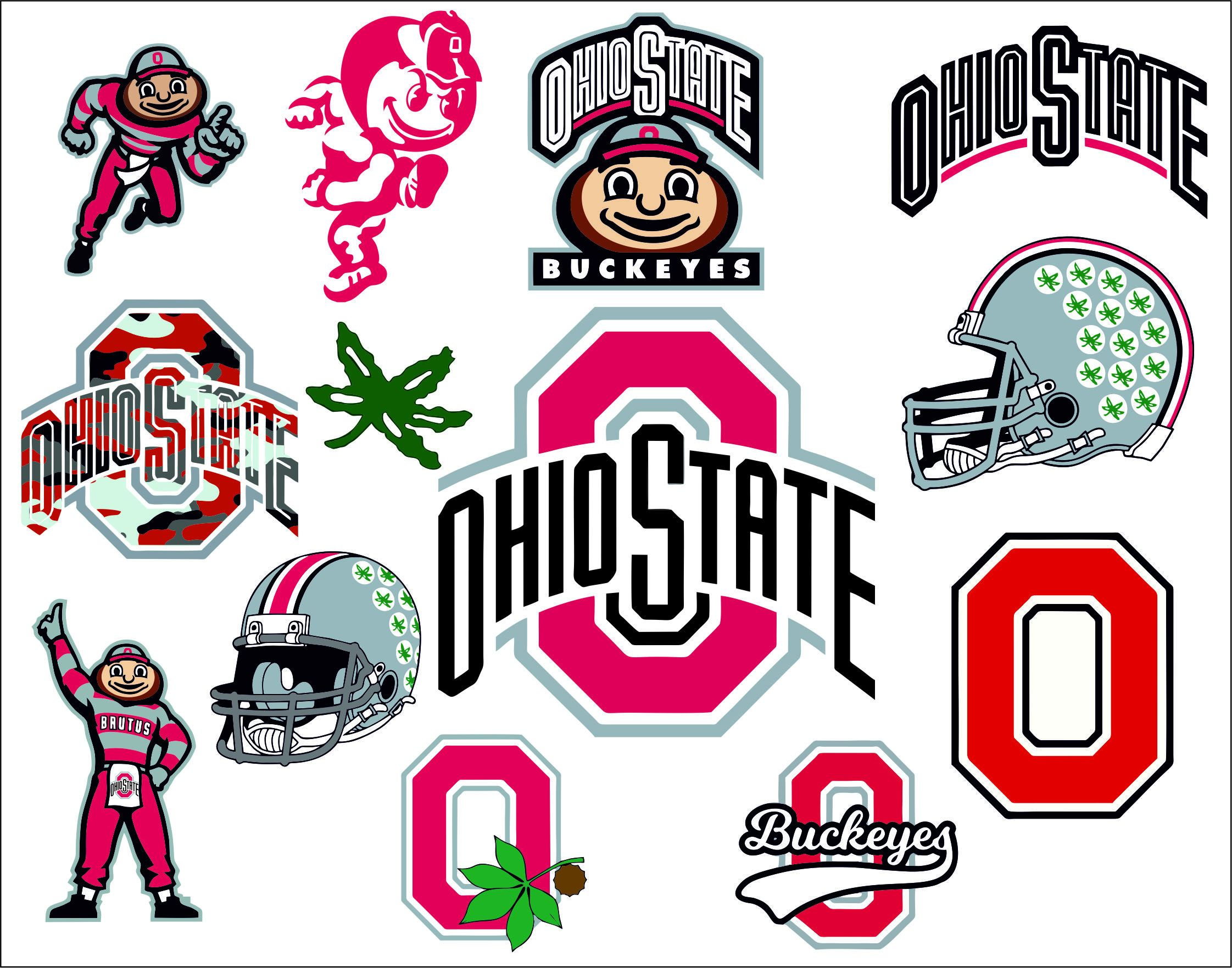 Ohio State Buckeyes Ohio State Buckeyes svg Ohio State.