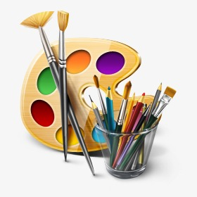 Oil Painting Clipart.