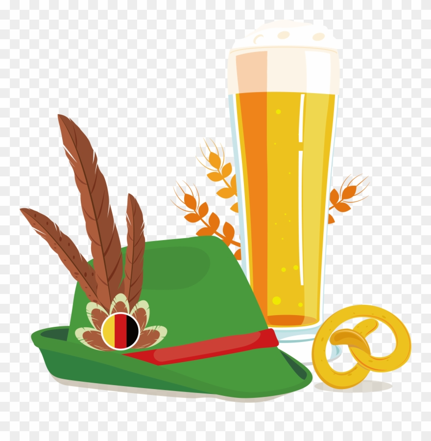 Clip Art Green Hat.