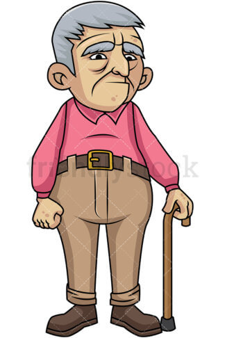520 Old People free clipart.