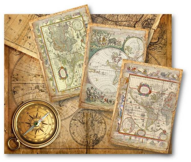 17 Best images about Old World Maps on Pinterest.