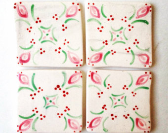 View Artisan TILE by FULTONandCO on Etsy.