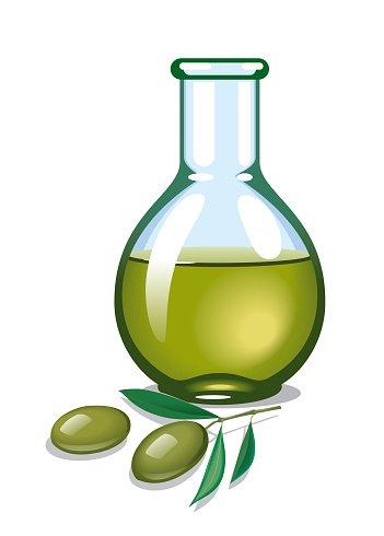 Olive Oil premium clipart.