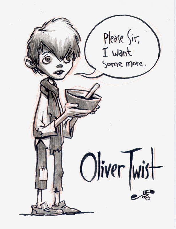 Homeless in London: My Oliver Twist Story.