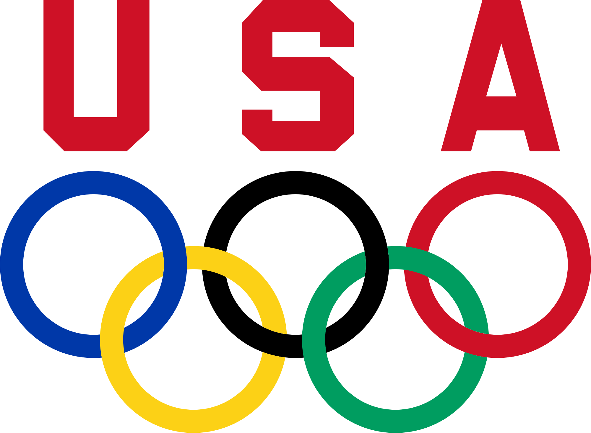 Usa Olympic Clipart.