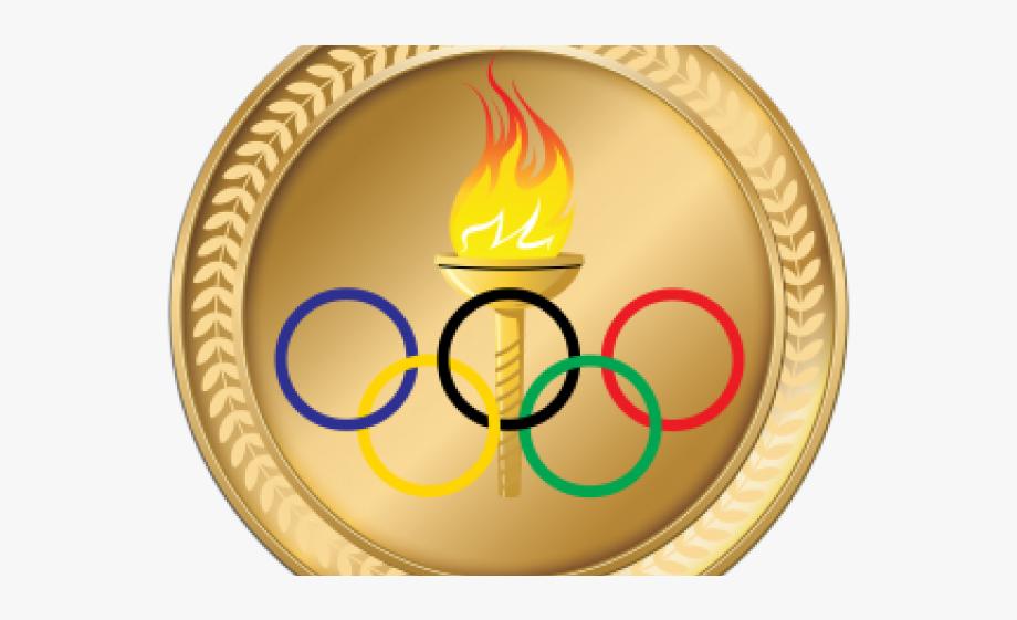 Medal Clipart Reading Olympics.