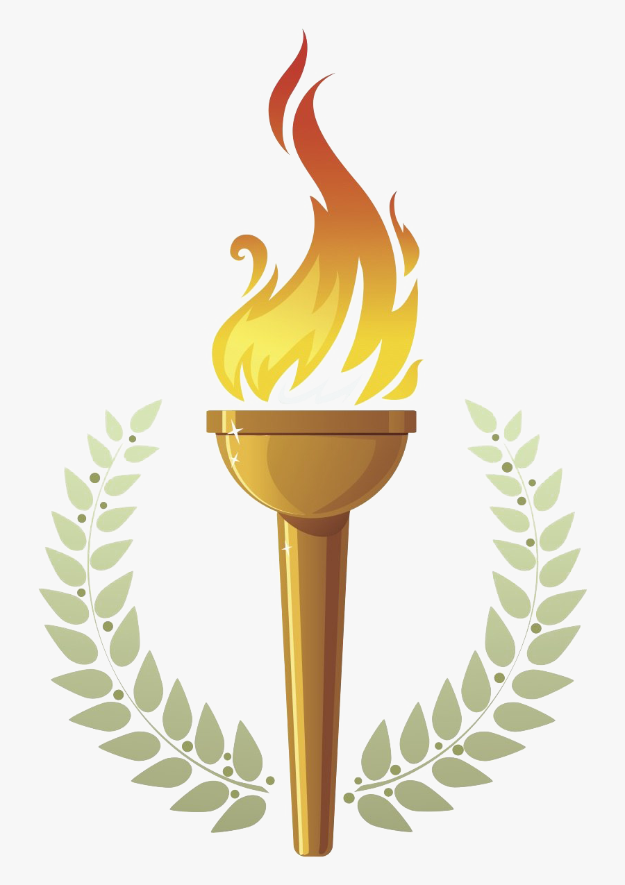 Olympic Torch Png Picture.