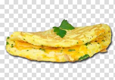Omelette transparent background PNG clipart.