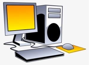 Computer Clipart PNG, Transparent Computer Clipart PNG Image.