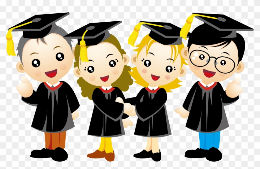Graduate Clipart Rights Child.