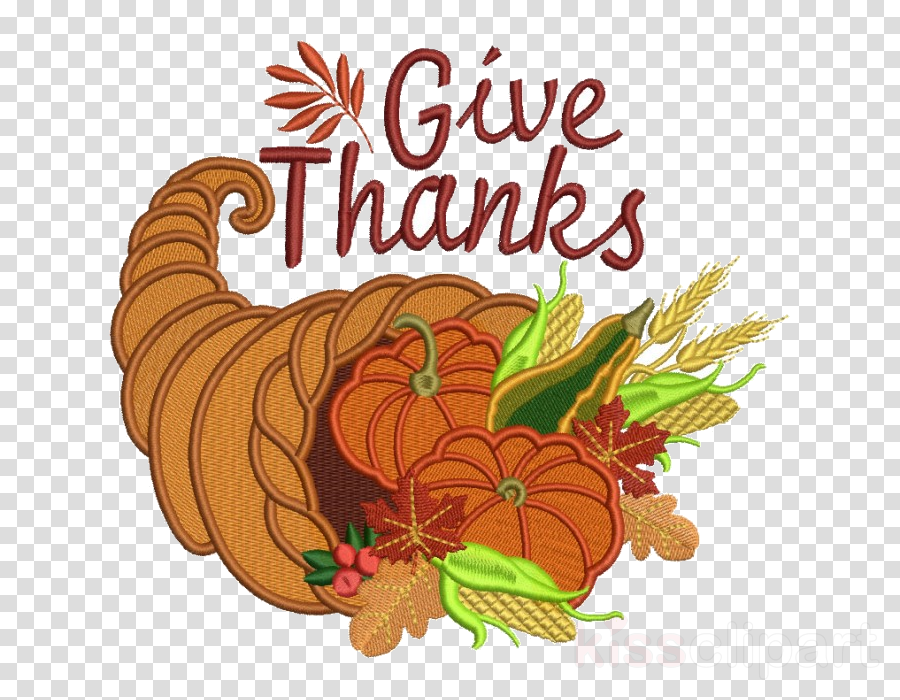 Thanksgiving dinner clipart.