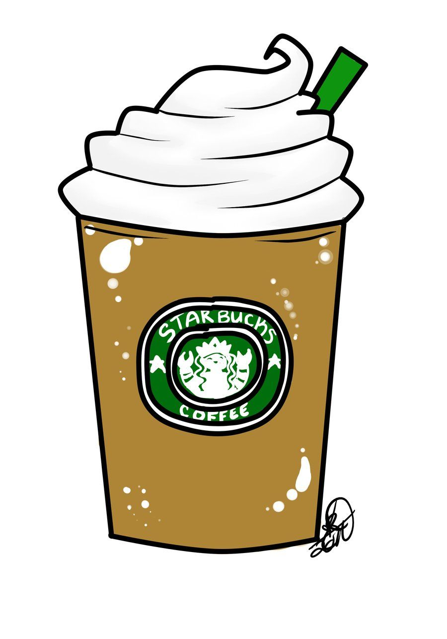 Starbucks Drawing Tumblr Clipart Free Clipart in 2019.