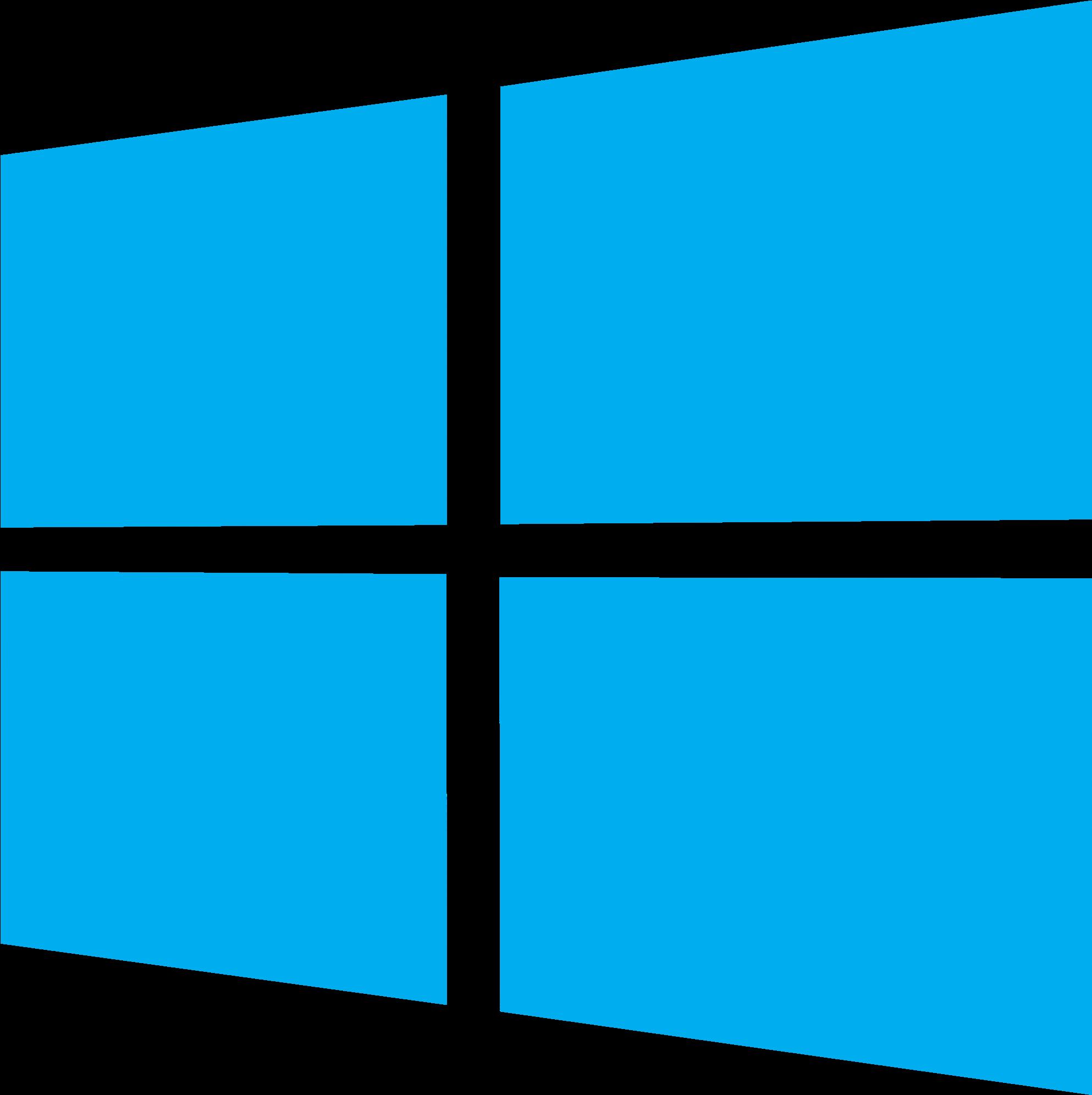 Windows Logo , Transparent Cartoon.