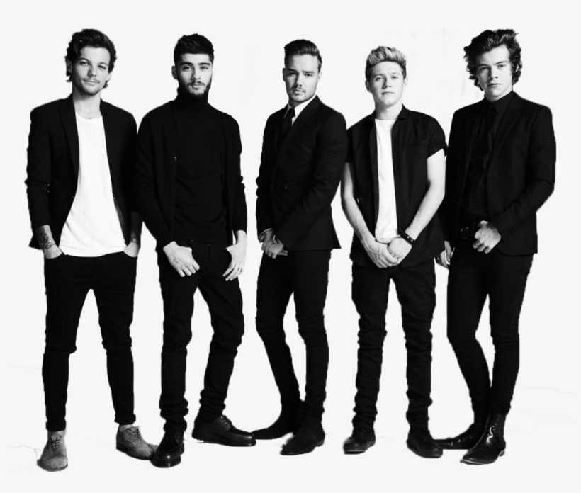 One Direction Clipart Black And White.